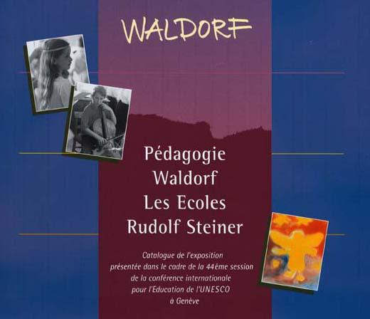 Plaquette Unesco pédagogie Waldorf-Steiner